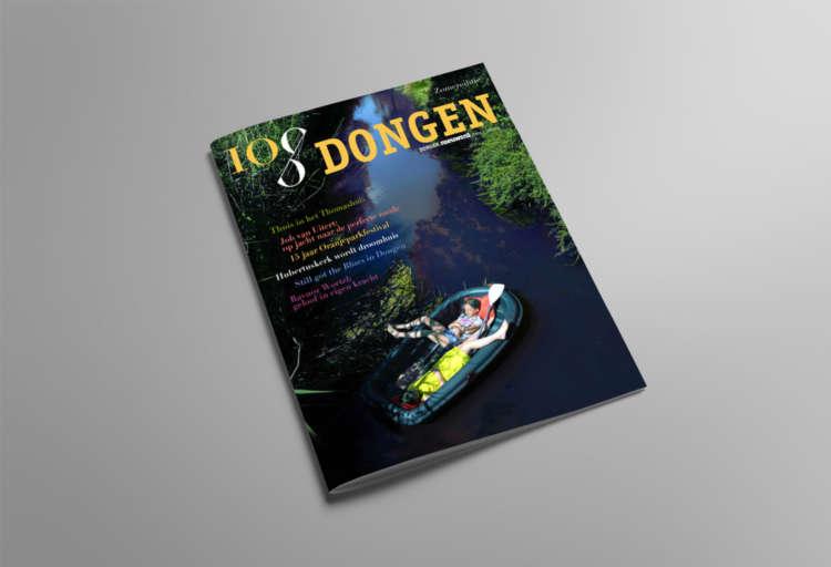 100 Dongen 4 Magazine