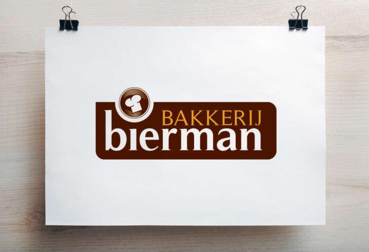 Bakkerij Bierman Logo
