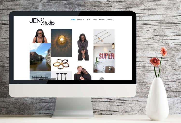 Jensstudio Website