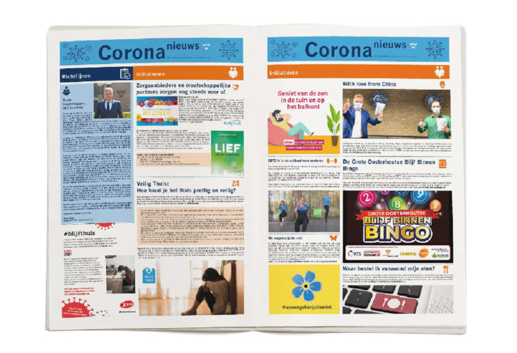 Oosterhout Corona Nieuws Weekblad Wk16