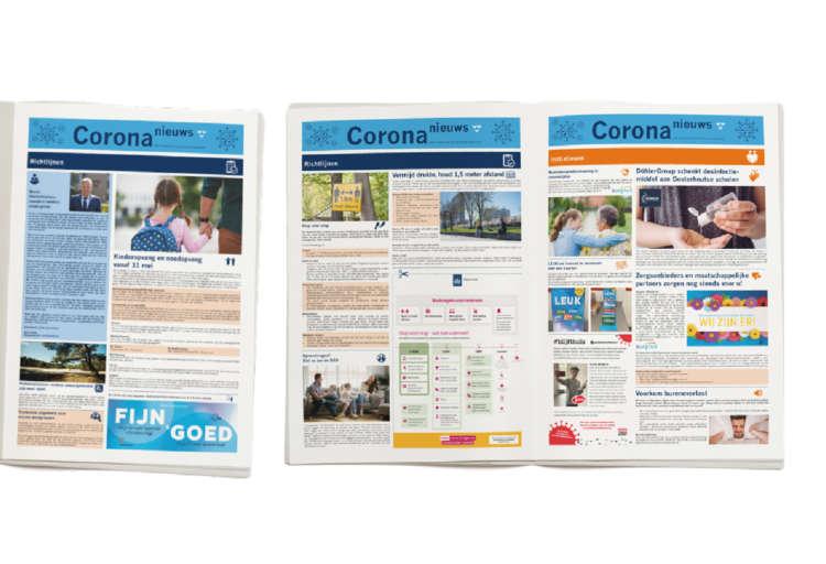 Oosterhout Corona Nieuws Weekblad Wk20