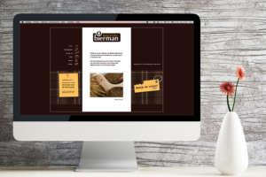 Bakkerij Bierman Website