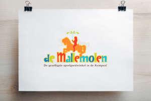 De Mallemolen Logo