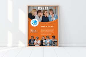 Gemeente Oosterhout Intranetcampagne