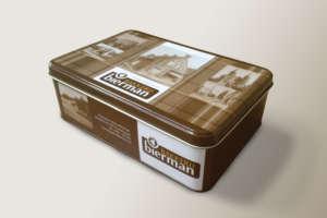 Verpakking Koektrommel Bakkerij Bierman